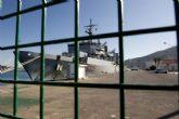 Los primeros buques de la OTAN recalan en Cartagena