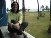 Pilar Blanco en el Aula de Poesía