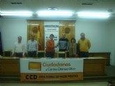 Ciudadanos de Centro Democr�tico - Alhama de Murcia