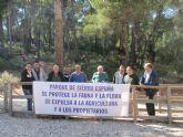 APESE y COAG han solicitado la nulidad de todas las actuaciones del parque de Sierra Espuña en el 2008, 2009 y 2010