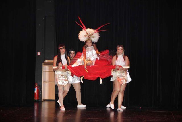 Las comparsas alcantarilleras se unen, bajo el lema, Un carnaval de culturas del mundo - 2, Foto 2