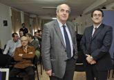 Manterola destaca en la Universidad de Murcia la contribución de las obras de ingeniería al arte