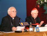 La UCAM celebrará un Congreso Mundial en homenaje a Benedicto XVI