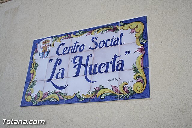 The local PSOE claims that the social de la Huerta is in poor condition 9 months after the inauguration