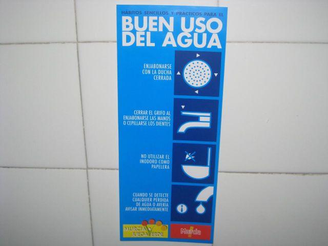 Ahorro de agua en instalaciones deportivas municipales - 1, Foto 1