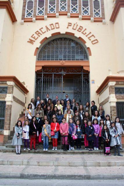 Candidatas a reinas mayor e infantil de las fiestas de Alcantarilla 2011 - 2, Foto 2