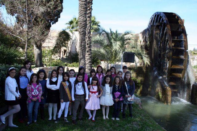 Candidatas a reinas mayor e infantil de las fiestas de Alcantarilla 2011 - 5, Foto 5