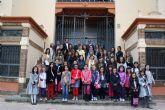 Candidatas a reinas mayor e infantil de las fiestas de Alcantarilla 2011