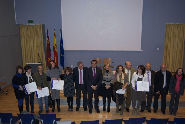 La Mancomunidad Turística de Sierra Espuña esta presente en el Acto de Entrega de Reconocimientos SICTED, Foto 1