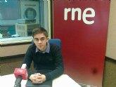 José Luis Ros es entrevistado en Radio Nacional de España