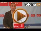 Otálora exige al alcalde que, ya que lo cobra, se dedique a tiempo completo a Totana