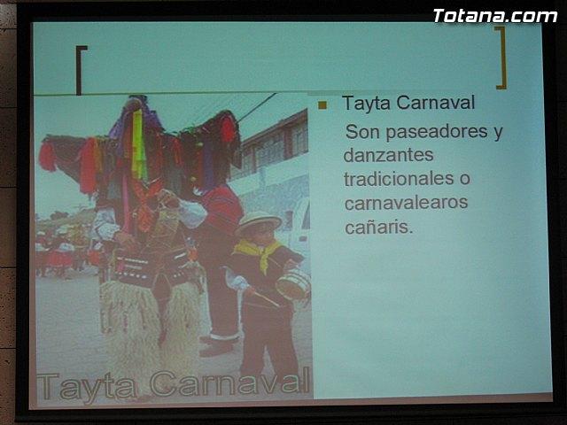 La Asociación Cultural Cañarmanta y la Asociación Fae organizan el Carnaval Cañari 2011 (