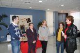 La Alcaldesa promete ayuda económica a la Banda de Música de San Javier