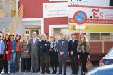 El delegado del Gobierno visita 3 obras financiadas íntegramente por el Plan E en Molina de Segura