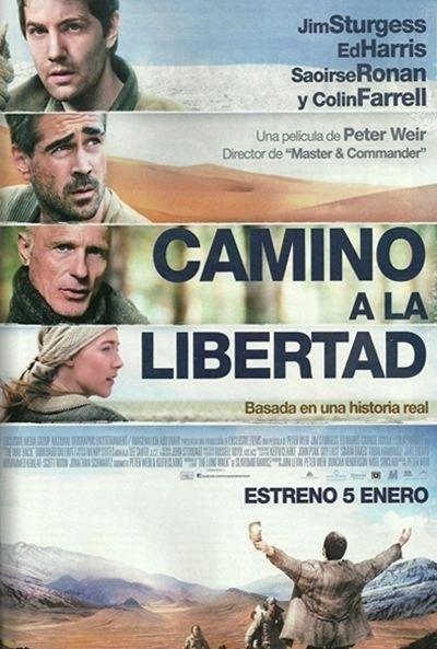 La programación del cine continúa con la proyección de la película Camino a la libertad, Foto 1