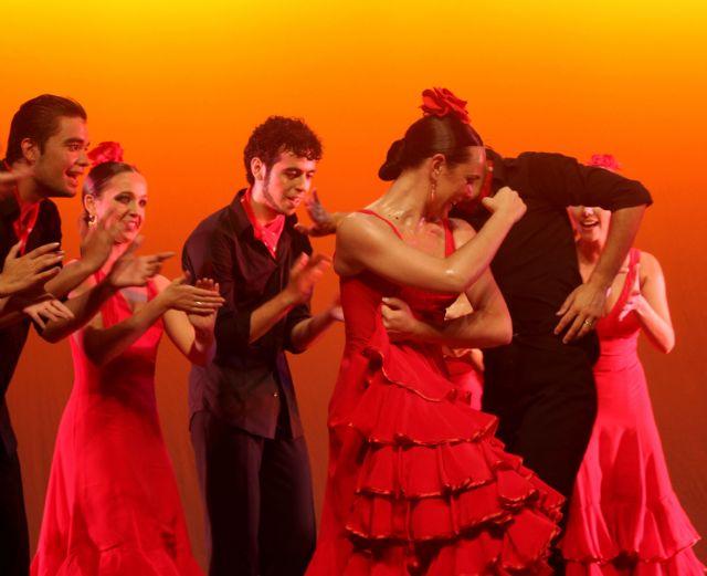 El Ballet Español de Murcia presenta CORAZÓN DE LUNARES en el Teatro Villa de Molina el viernes 4 de marzo - 1, Foto 1