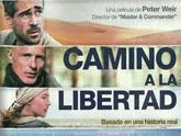 La programación del cine continúa con la proyección de la película Camino a la libertad