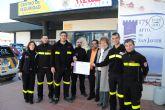 Protección Civil de San Javier  recibe por primera vez un distintivo de calidad turística