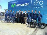 La vuelta a Murcia arranca mañana en San Pedro del Pinatar