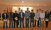 Inaugurados los nuevos locales de asociaciones y clubes deportivos de Puerto Lumbreras