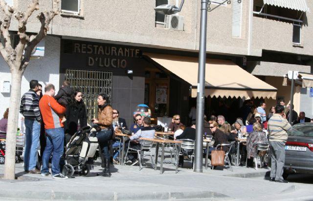 La Ruta de la Tapa mueve en Cehegín cerca de 400.000 euros, sólo en pinchos y cócteles - 1, Foto 1