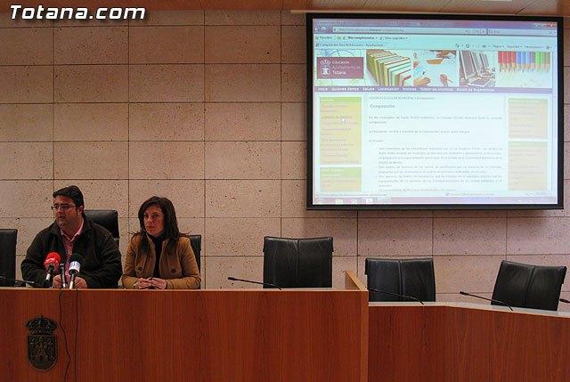 El nuevo portal de Educaci�n nace con el objetivo de ofrecer un espacio virtual, Foto 1