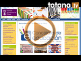 El nuevo portal de Educaci�n nace con el objetivo de ofrecer un espacio virtual