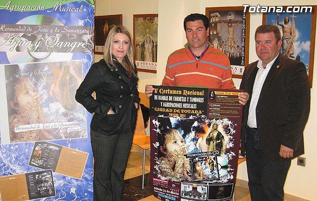 V Certamen Nacional de Bandas de Cornetas y Tambores y Agrupaciones Musicales, Foto 1