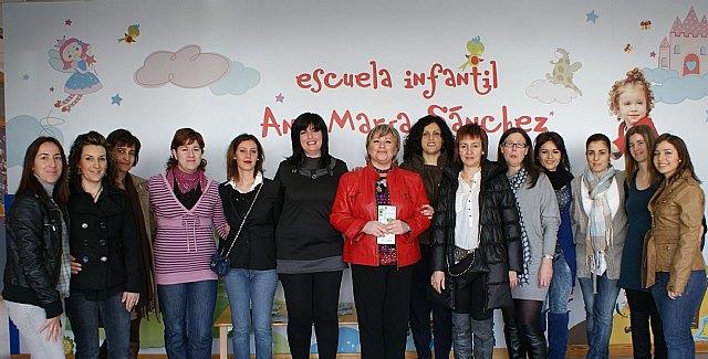 Jornadas de puertas abiertas en el nuevo Centro de Atención Infantil 'Ana María Sánchez' - 1, Foto 1