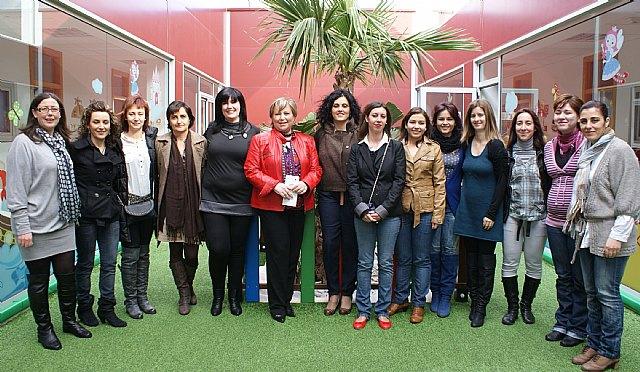 Jornadas de puertas abiertas en el nuevo Centro de Atención Infantil 'Ana María Sánchez' - 2, Foto 2