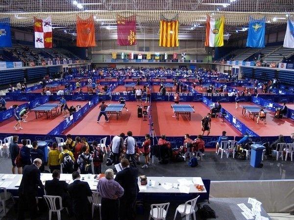 Campeonatos de España 2011 - Tenis de mesa, Foto 1