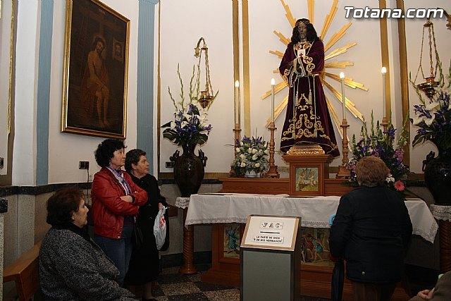 Numerosos vecinos mostraron su devoción un año más al Cristo de Medinaceli, Foto 1