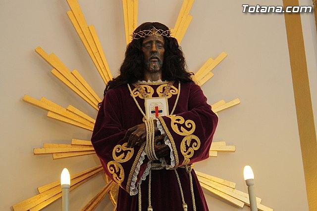 Numerosos vecinos mostraron su devoción un año más al Cristo de Medinaceli - 10