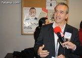 La Comisi�n Ejecutiva de la Agrupaci�n local de Juventudes Socialistas, apoya a Juan Francisco Ot�lora como candidato a la alcald�a de Totana