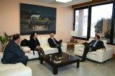 La Comunidad cierra con Las Torres de Cotillas el último acuerdo para la implantación del Unibono en el área metropolitana de Murcia