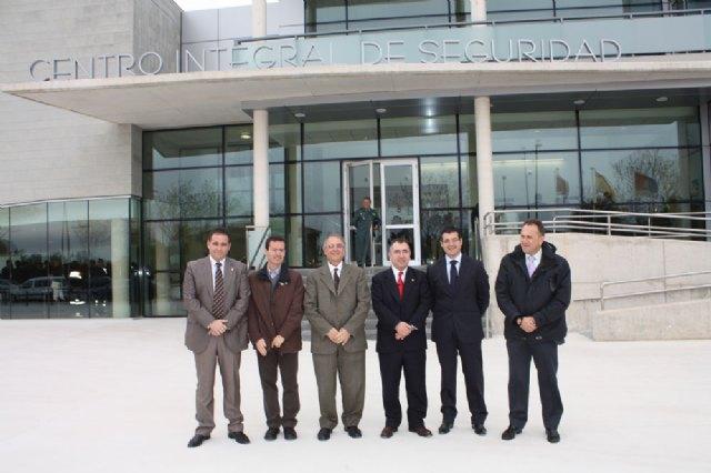 Torre-Pacheco ya cuenta con su Centro Integral de Seguridad - 2, Foto 2