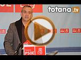 Rueda de prensa PSOE Totana sobre Pacto Social