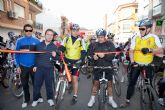 Un millar de personas participan en la �III Marcha Mountain Bike�