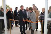 El delegado del Gobierno y la Alcaldesa de San Javier inauguraron el centro cívico de Pozo Aledo