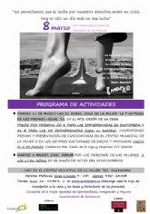 El Ayuntamiento prepara los actos del Día Internacional para los Derechos de la Mujer 2011