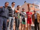 Pedro Moreno, del Club Ciclista Santa Eulalia, sube de nuevo al podium junior en la III Marcha MTB de Mazarr�n