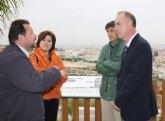 Obras Públicas impulsa la creación de un observatorio del paisaje en Molina de Segura