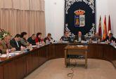 El ayuntamiento de Puerto Lumbreras se suma al rechazo del nuevo Plan Hidrológico de la cuenca del Tajo a través del Pleno Municipal