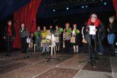 La Alcaldesa entregó las distinciones a 8 mujeres del municipio con motivo del Día de la Mujer