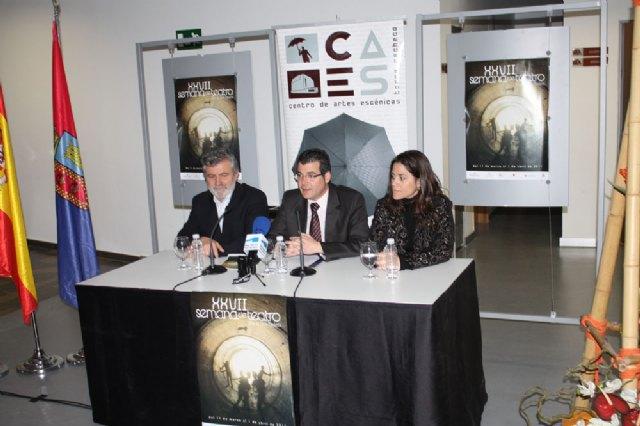 Presentación de la XXVII Semana de Teatro de Torre-Pacheco - 1, Foto 1
