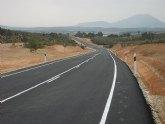 Apertura al trafico de la carretera RM-510