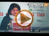 Rueda de prensa PSOE Totana. Presupuesto 2011