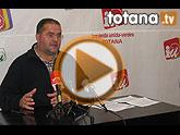Rueda de prensa IU-Verdes. Presupuesto 2011