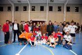�Automaza S.L.� gana la liga local de f�tbol sala Villa de Mazarr�n 2010-2011