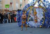 El desfile de carnaval del domingo en Santiago de la Ribera contará con 50 comparsas locales y visitantes